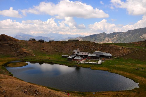 Prashar Lake, Mandi Himachal Pradesh