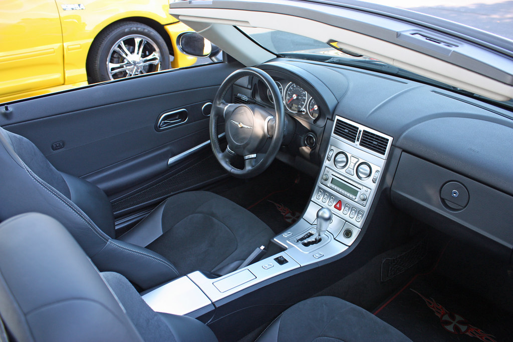 2005 Chrysler Crossfire SRT6 Convertible 5 of 11  a photo on