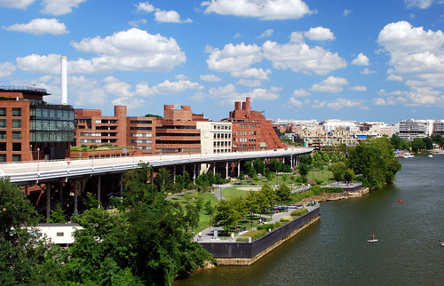 Georgetown Waterfront Park (DC)