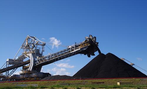 澳洲礦業導致空氣汙染。(來源:eyeweed)