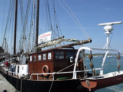 Wells-next-the-Sea - harbour - Albatros - Traditional Dutch Pancakes - life boat - Jammy Dodger