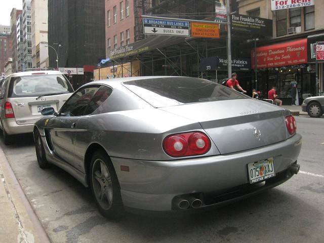 90s Ferrari Flickr Photo Sharing