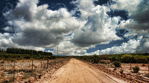 A lonely shutter road in south africa [explored]