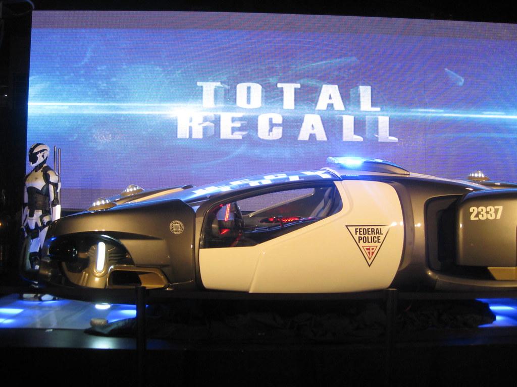 Total Recall vehicle