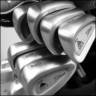 Titleist DCI Irons (1996)
