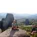 I was at freaking Metéora! by Robin Iversen