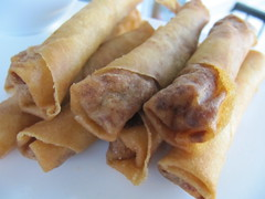 dim sum food, breakfast, taquito, lumpia, egg roll, nem rã¡n, spring roll, food, dish, cuisine,