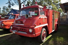 1965 Thames Trader 40 508E fire truck