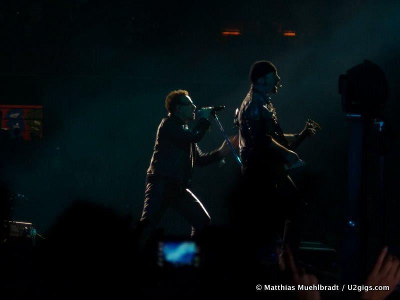 U2 Sao Paulo 2011-04-09