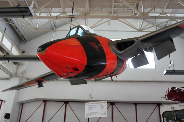 De Havilland D.H. 100 Vampire FB.6
