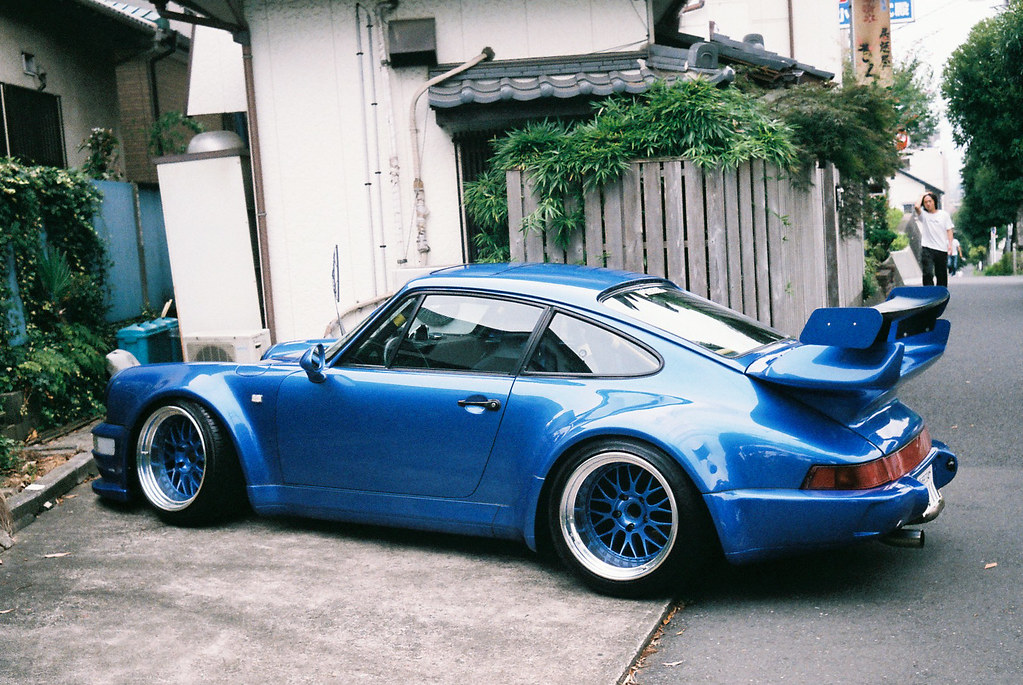 Porsche 911 2011/07/31 trip35_01_06