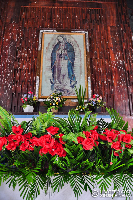 Our Lady of Guadalupe Church Valladolid Negros