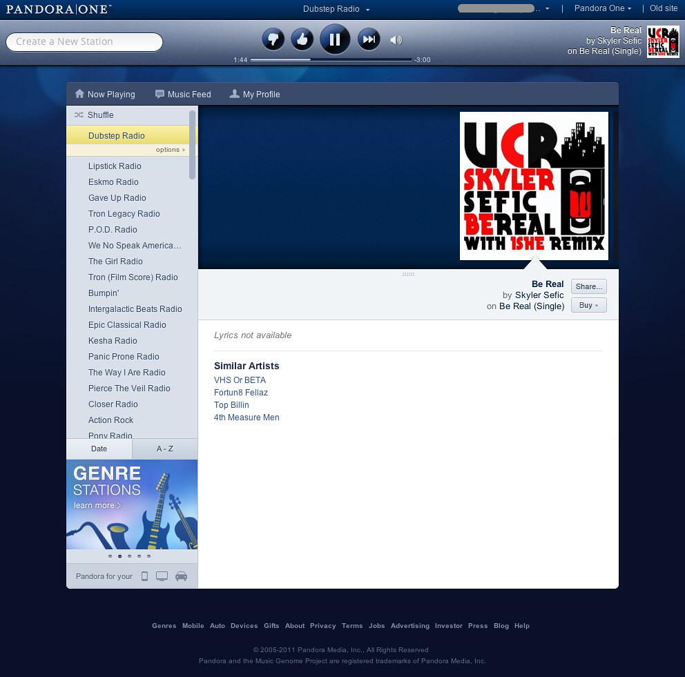how to listen to radio offline