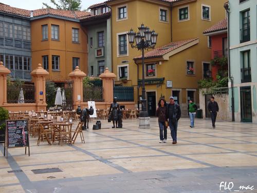 Oviedo. Plaza del pescado (2)