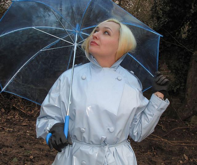 A Gallery On Flickr: Best Of The Best Rainwear 133.