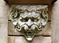 waddesdon manor gargoyle
