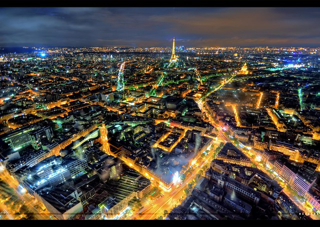 ☞ Montparnasse ☜ (Viewed on HDR Labs)