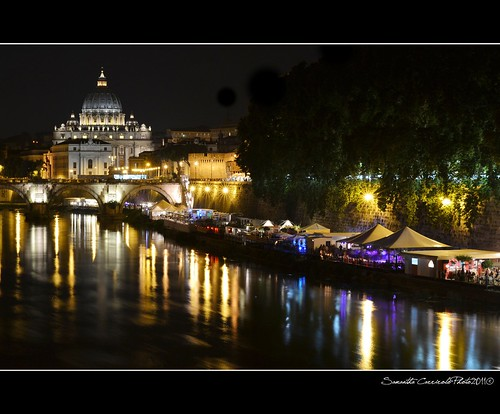 "Roma - San Pietro ""by night"""