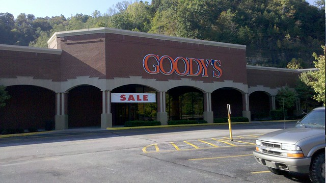 Clothes stores Goodys clothing store website