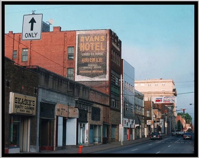 Clarksburg WV ~ Historic ~ Film 90s
