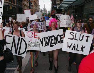 SlutWalk NYC October 2011 Shankbone 25