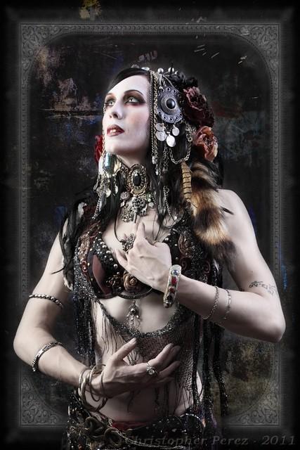 Estella Zephyrine ~ Bogville ~ Gypsy Dust