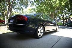 automobile, automotive exterior, audi, executive car, family car, wheel, vehicle, rim, audi a8, bumper, sedan, land vehicle, luxury vehicle,