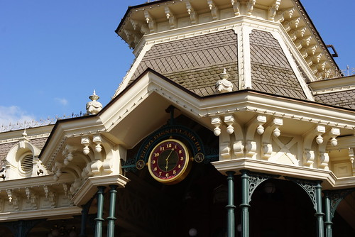 Main Street USA Station