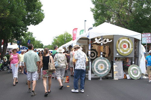 Emerging Artists Program- Cherry Creek Arts Festival 2011