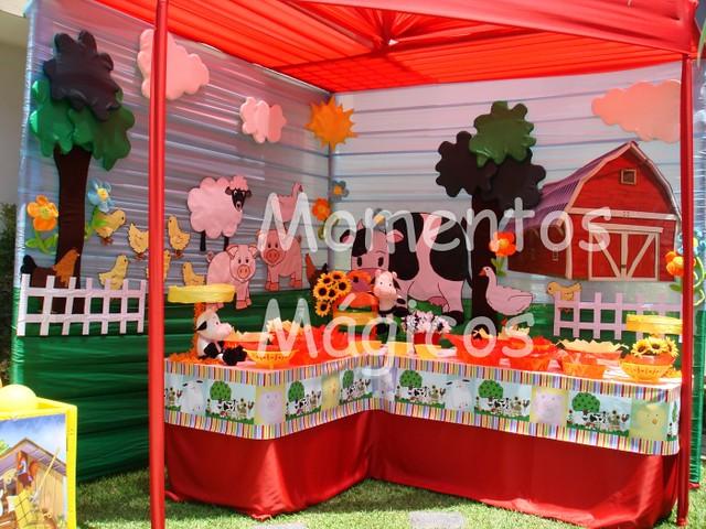 Decoracion Infantil De Granja ~ decoracion granja animalitos momentos magicos  Flickr  Photo
