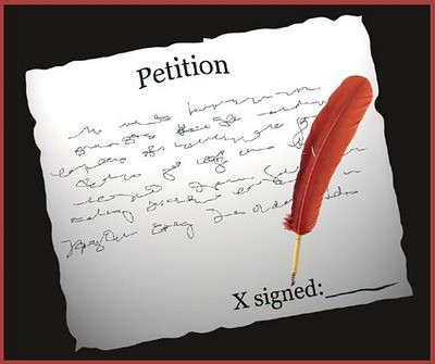 petition, by League of Women Voters of California LWVC