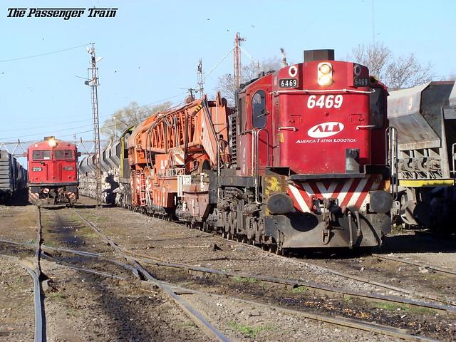 ALCO RSD35 6469 Rocio - RSD16 8515 - FPD9 2119.