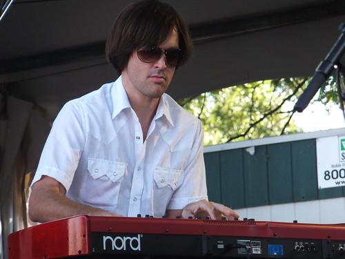 Honey Island Swamp Band at Ottawa Bluesfest 2011