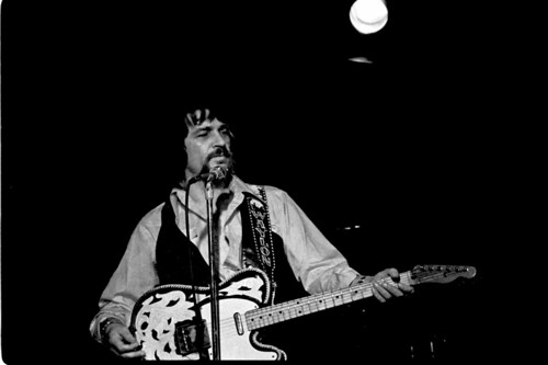 Waylon Jennings photo