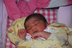 Nerjis Asif Shakir 1 Day Old by firoze shakir photographerno1