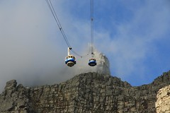 Catch The Cable Car Up The Table Mountain - Things to do in Cape Town