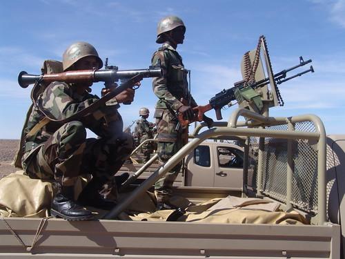 20110718 Mali arrests alleged al-Qaeda informants | مالي: اعتقال مُخبرين للقاعدة | Le Mali arrête des informateurs d'al-Qaida