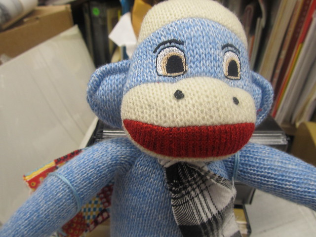 Monty Monkey from Maplewood