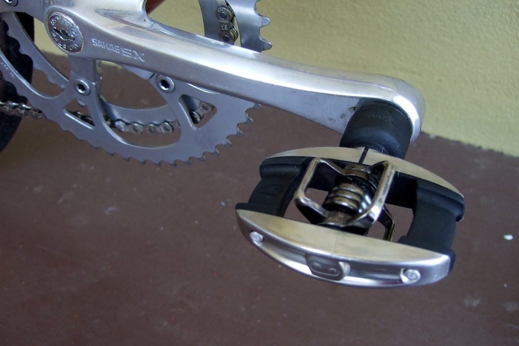 Crank Brothers Quattro SL Pedal