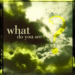 whatdoyouSEE