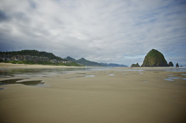 Oregon Road Trip 2011: Cannon Beach