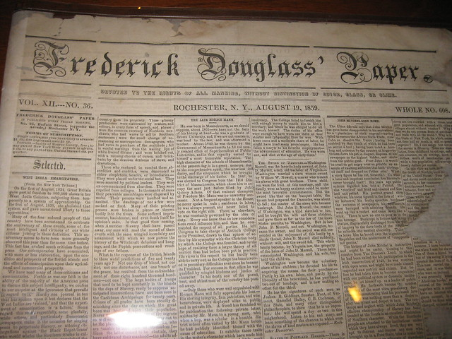 Frederick Douglass Narrative Essay