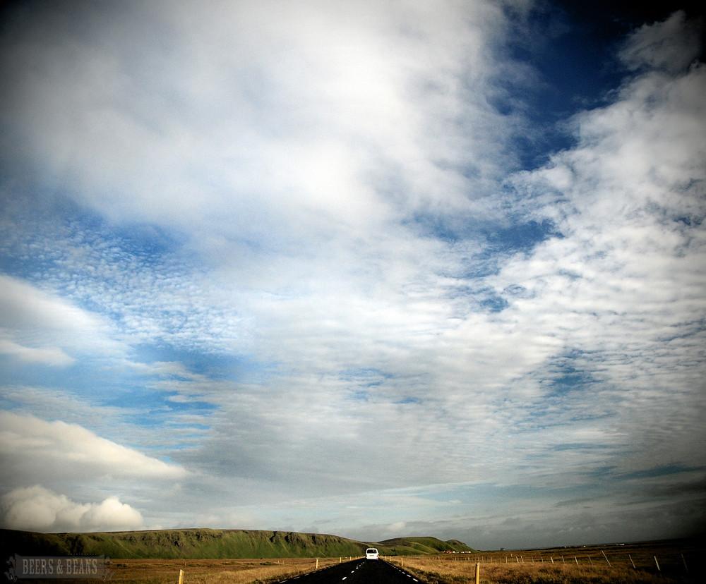 Open Roads in Iceland