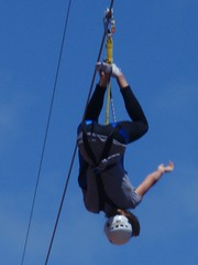 jumping(0.0), sports(0.0), aerialist(0.0), mast(0.0), abseiling(0.0), freediving(0.0), rings(0.0), performance(0.0), adventure(1.0), bungee cord(1.0), extreme sport(1.0),