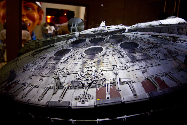 Star wars museum exhibit flickr photo sharing for Star wars museum california