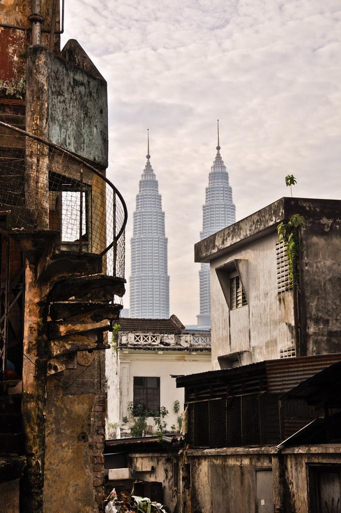 Non-tourist destinations in a city 非旅游景点 ...