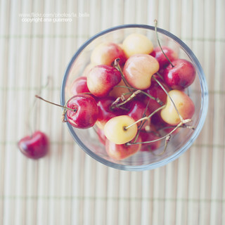 """Life is like a bowl of cherries..."""