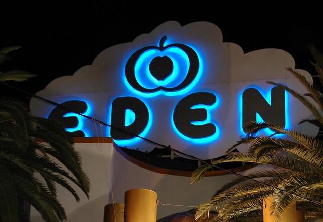 Eden, Ibiza club