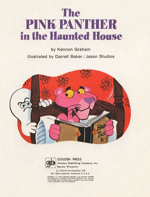 The Pink Panther in the Haunted House00003