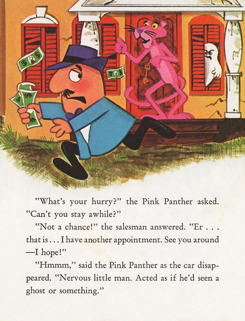 The Pink Panther in the Haunted House00006